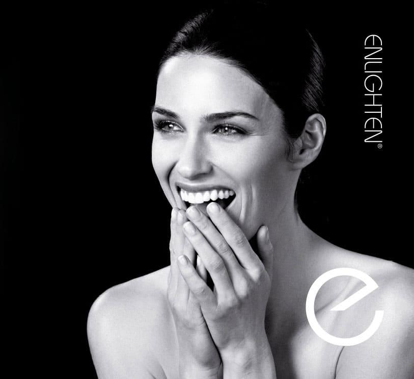 Enlighten Teeth Whitening lazy